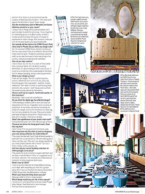 Living Etc (Regno Unito) - 04/2014