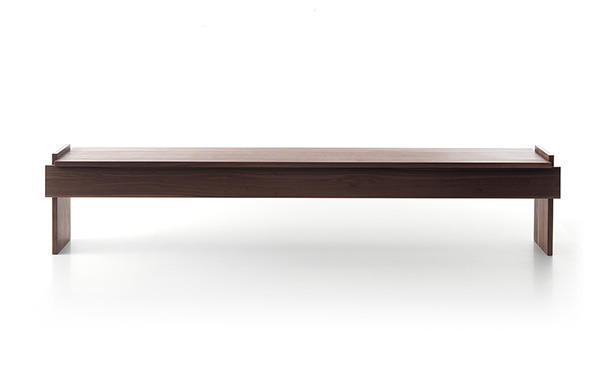 Sonetto - Bench in wood