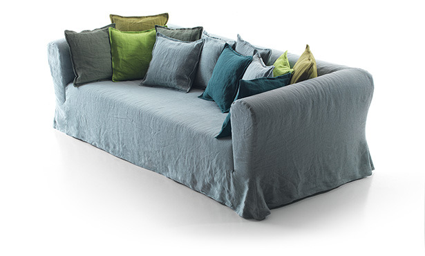 GB580 - Sofa upholstered removable cover