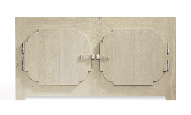 GB005 - Credenza in rovere massello