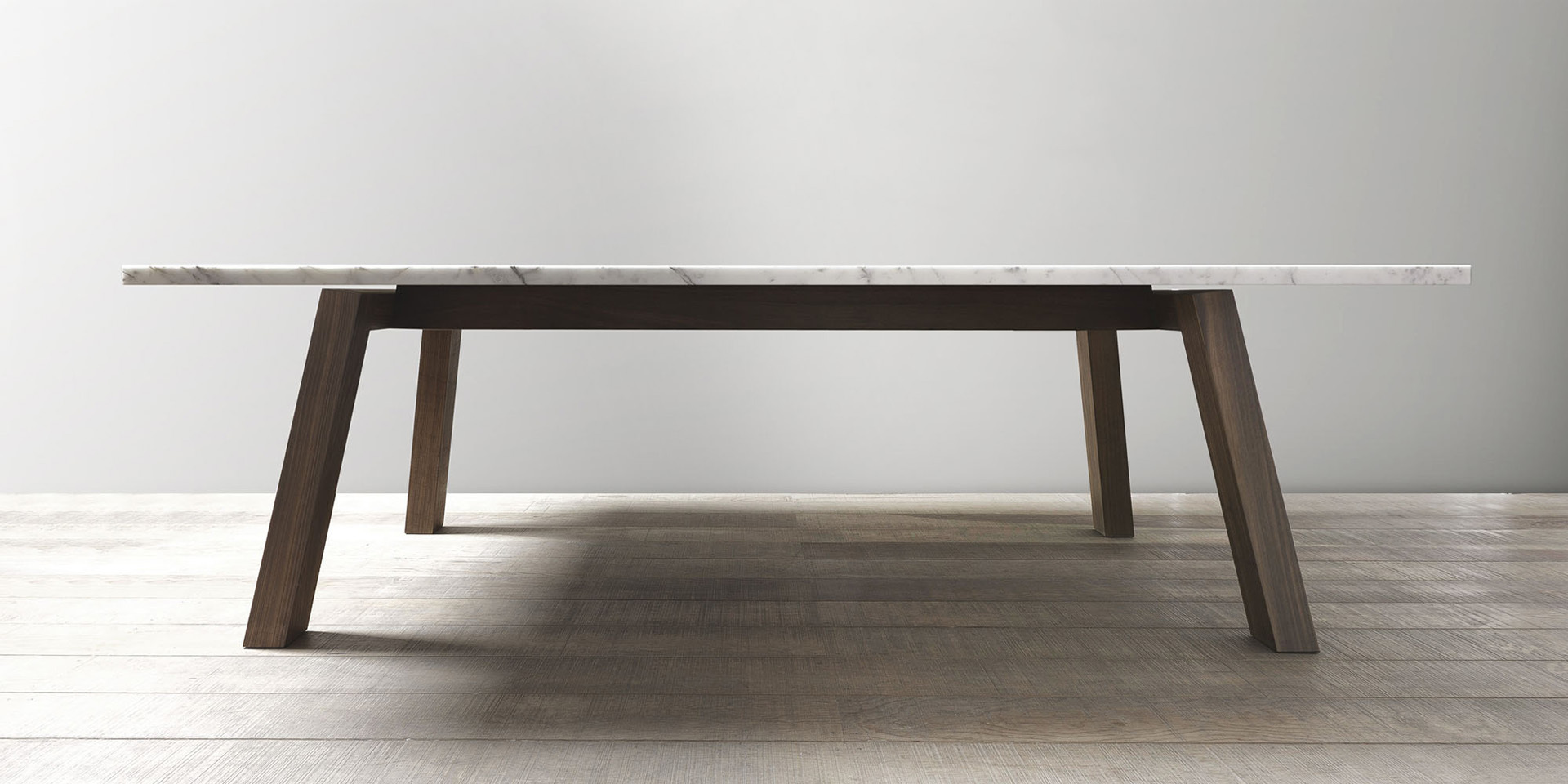 Accento table - marble top
